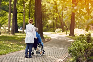 older dementia patients seeing the benefits of hospice care