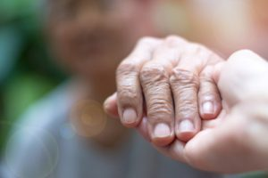 Hospice care does not involve curative treatments