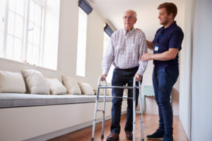 patient can utilize hospice care for assistance with some tasks