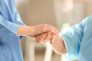 ability to be compassionate is needed to be a volunteer for a hospice