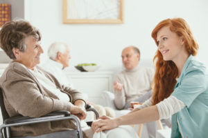 als sufferer should consider the care of an hospice to aid in managing their disease